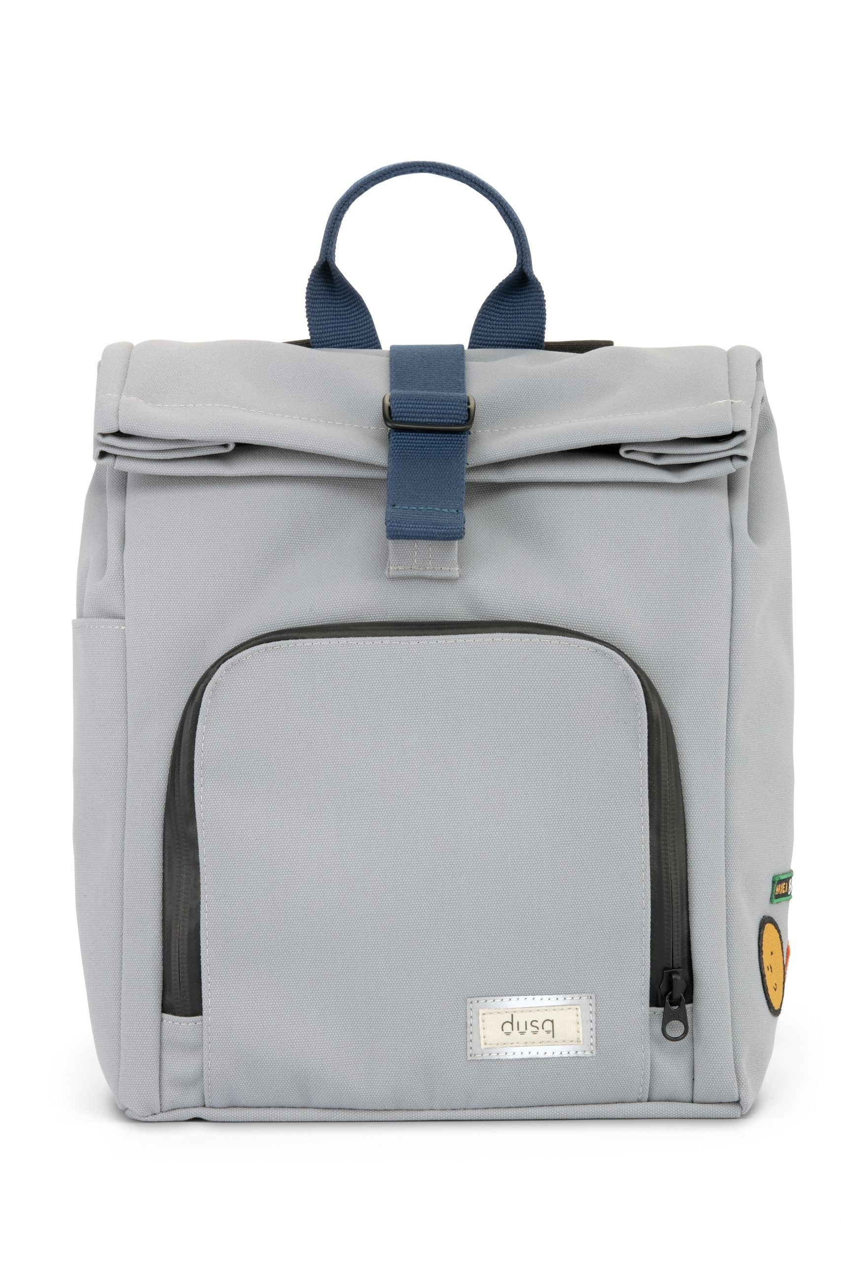 Dusq Dusq Mini Bag | Canvas – Cloud Grey - Pearls & Swines