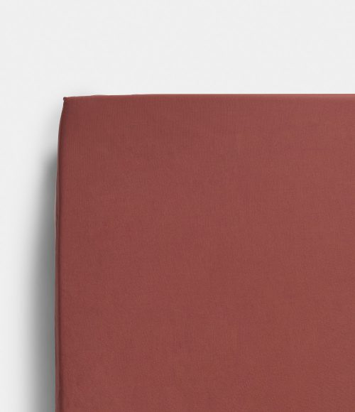 Midnatt Midnatt  Fitted Sheet 90 Rubra - Pearls & Swines