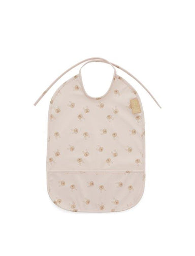 OYOY OYOY Rabbit Bib - Rose - Pearls & Swines