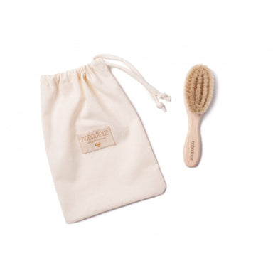 Nobodinoz Nobodinoz Extra Soft Baby Brush - Pearls & Swines