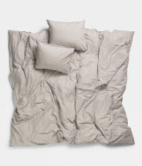 Midnatt Midnatt Double Duvet Pebble - Pearls & Swines