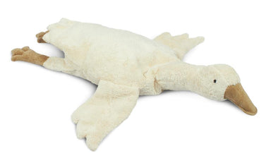 Senger Senger Cuddly Animal Goose Large - White - Pearls & Swines