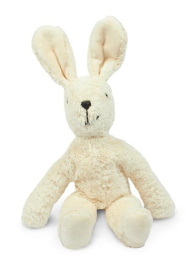 Senger Senger Floppy Animal Rabbit Small - White - Pearls & Swines