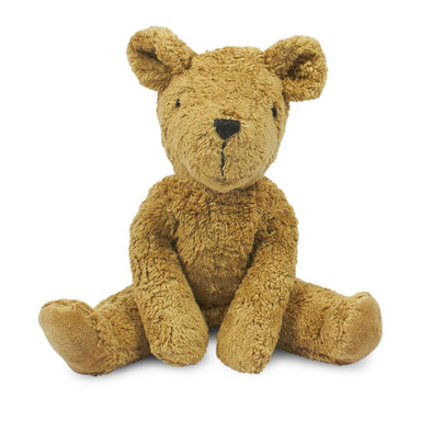 Senger Senger Floppy Animal Bear Small - Beige - Pearls & Swines