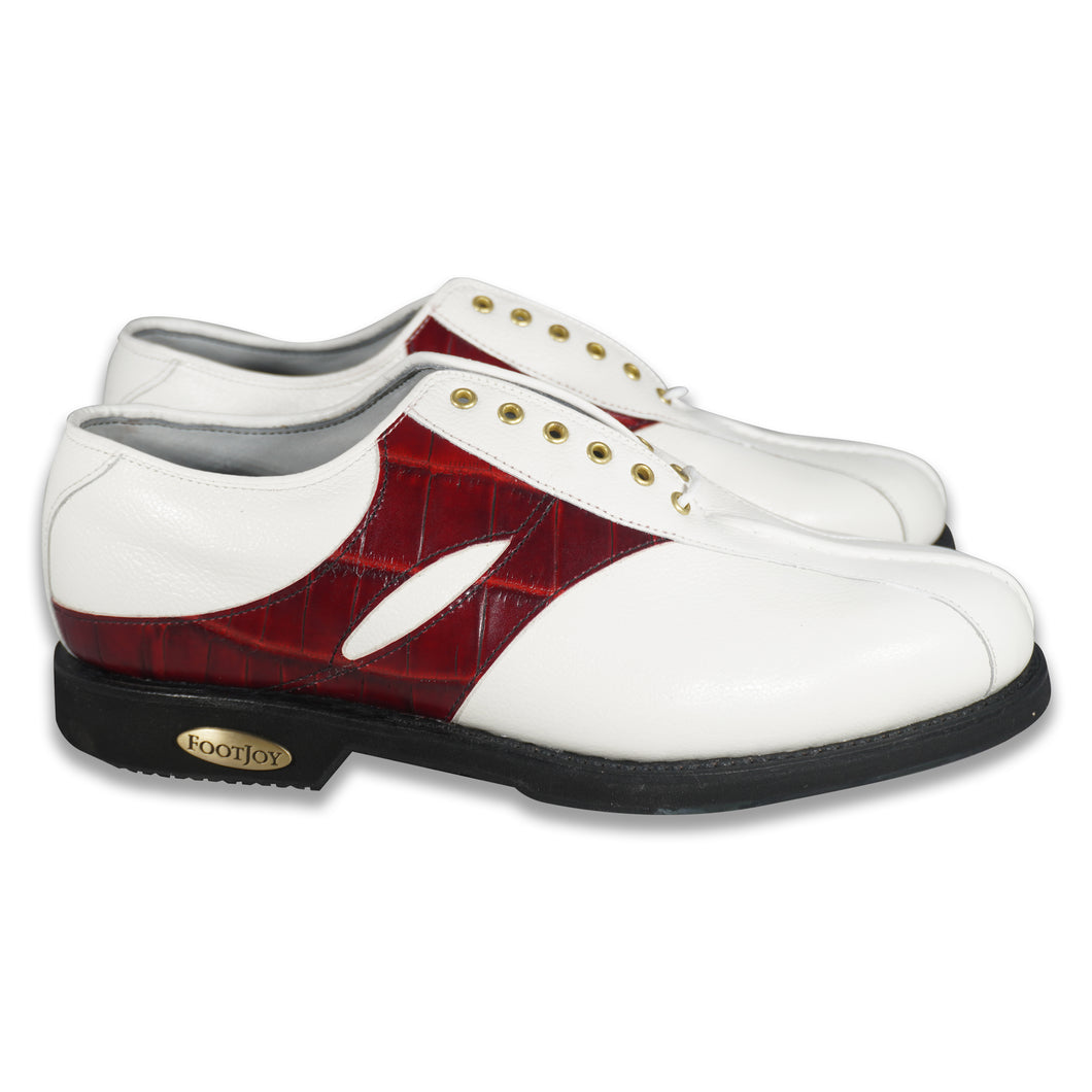 FootJoy Classics Tour Leather Golf Shoes (9 D)