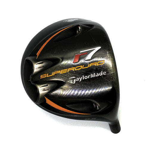 Tour Issue TaylorMade r7 Superquad TP Driver 9.5°