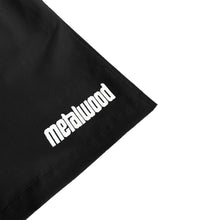 Load image into Gallery viewer, Metal Logo Belted Microfiber Short