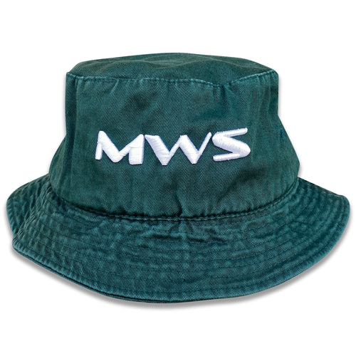 Sofachrome Logo Washed Bucket Hat