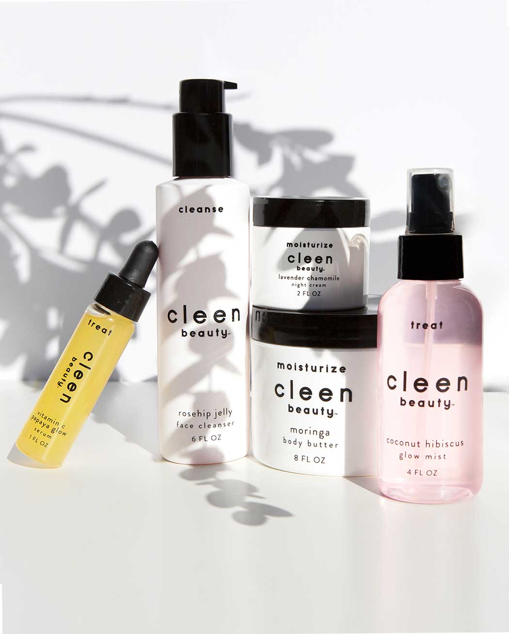 Image for meet cleen beauty™ collection