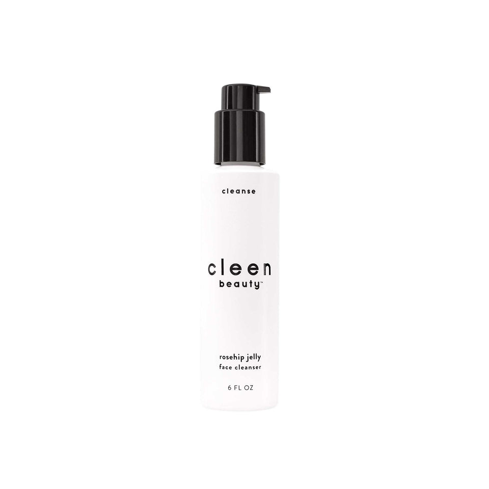cleen beauty™ Rosehip Jelly Face Cleanser