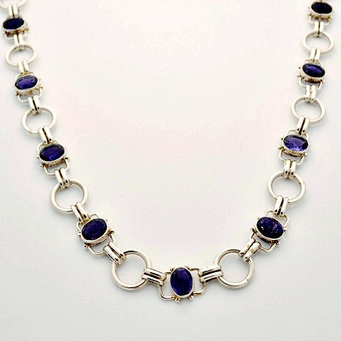 Chained Iolite Limited Edition