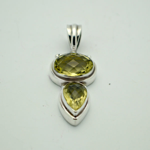 Faceted Citrine