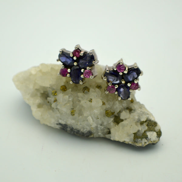 Iolite and Ruby