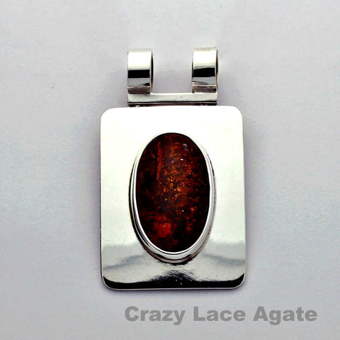 Crazy Lace Agate Angles