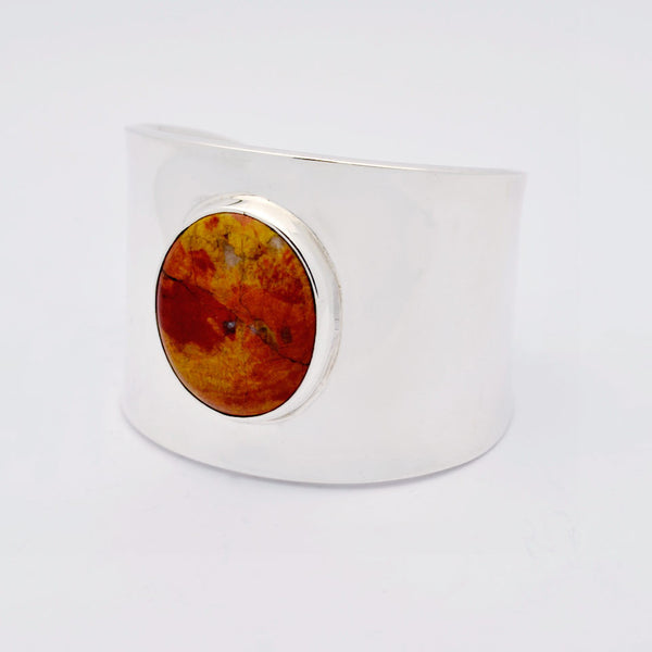 Orange Swirl Agate Limited Edition