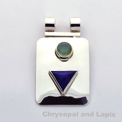 Angles Chrysopal and Lapis