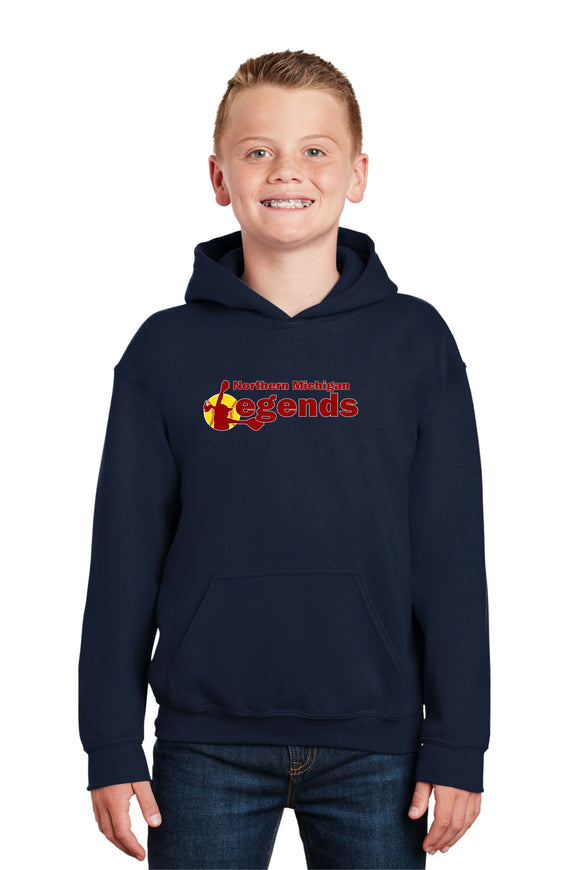 Legends Hooded Sweatshirt (Youth & Adult Size Available)