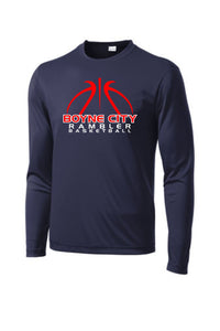 Youth & Adult Long Sleeve Performance Shirt