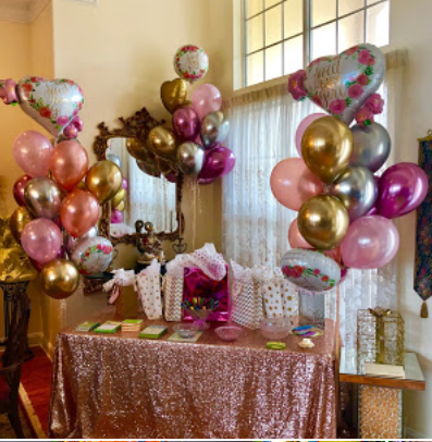 Speciality Balloon Bouquets