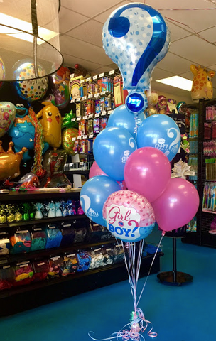 Themed Balloon bouquets