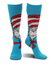 The Cat in the Hat Knee High Costume Socks