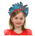 Dr. Seuss Thing 1 & 2 Glitter Headband