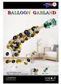 Champagne Balloon Garland kit