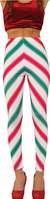 Ms. Candy Cane Leggings