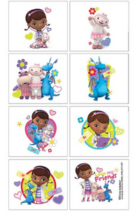 Doc Mcstuffins Tattoos