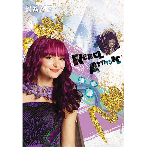 ©Disney Descendants 2 Folded Loot Bags