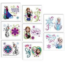 Frozen Tattoos