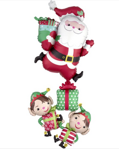 "63"" Christmas Characters Stacker"