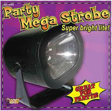 Party Mega Strobe Light