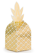 Pineapple Wedding Favor Boxes