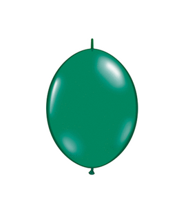 "12"" Qualatex Qlink Latex - Emerald Green"