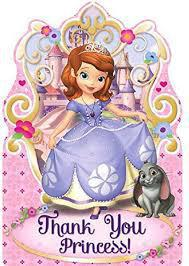 Sofia the First Thank You