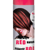 Red Hair Spray