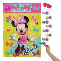 Minnie Party Game