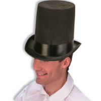 Lincoln Stove Pipe Hat