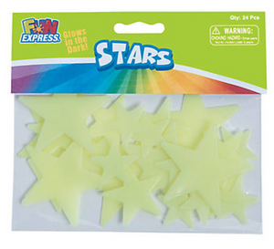 Value Pack Glow in the Dark Stars