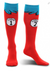 Dr. Seuss The Cat in the Hat Thing 1&2 Costume Socks Adult