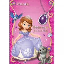 Sofia the First Lootbag