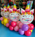 #15 Balloon Centerpiece**