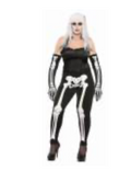 Adult Female Skeleton Leggings