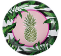 Pineapple Wedding 10in Plates
