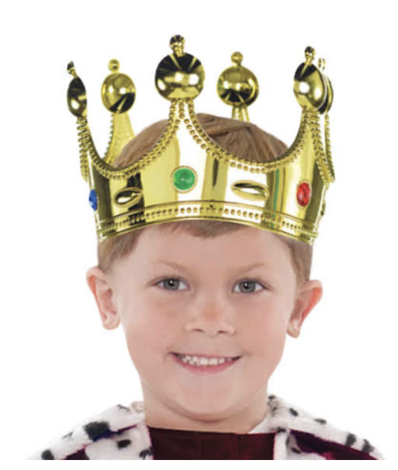 Jeweled Crown Child