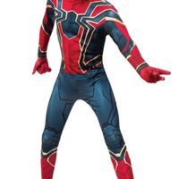 ADULT IRON SPIDER 2ND SKIN ADULT