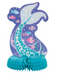 Mermaid Honeycomb Decor Center Piece