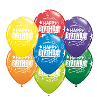 Bulk Latex Printed/Premium Balloons Filled