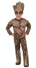 Child Guardian of the Galaxy /Groot Costume